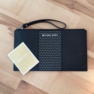 Brand New Michael Kors Wrist Wallet (make offer!)